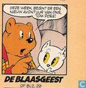 Strips - Bommel en Tom Poes - [Deze week begint . . .]