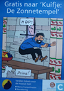 Affiches en posters - Strips - Gratis naar 'Kuifje: De Zonnetempel'