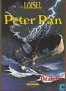 Strips - Peter Pan - De storm