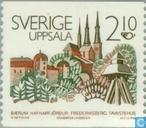 Postage Stamps - Sweden [SWE] - 210 Multicolor