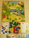 Brettspiele - Junior Builder - Junior Builder  (met 20 grote Lego stenen)