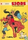 Bandes dessinées - Sjors van de Rebellenclub (tijdschrift) - 1966 nummer  18