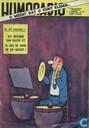 Bandes dessinées - Humoradio (tijdschrift) - Nummer  856