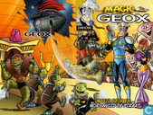 Comic Books - Magic Geox - Morganoid de piraat
