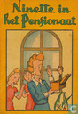 Comics - Ninette - In het Pensionaat