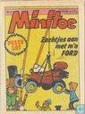 Bandes dessinées - Minitoe  (tijdschrift) - 1981 nummer  24