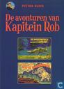 Comic Books - Kapitein Rob - De onderwereld van prof. Lupardi + Het rijk van de witte mammouth