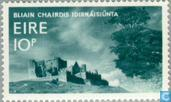 Postage Stamps - Ireland - Int. year of tourism