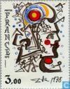 Postzegels - Frankrijk [FRA] - Salvador Dali