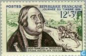Postzegels - Frankrijk [FRA] - Franz von Taxis