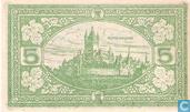 Bankbiljetten - Cochem - Landkreis - Cochem 5 Mark