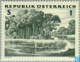 Postzegels - Oostenrijk [AUT] - Bos