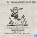 20011110 Advertentie Landhuis Toonder Ierland