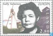 Postage Stamps - Åland Islands [ALA] - Europe – Famous women