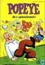 Strips - Popeye - Da´s spinaziesterk!