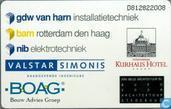 Phone cards - PTT Telecom - ING Vastgoed, Kurhaus