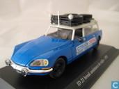 Modelauto's  - Norev - Citroën ID 21 Break 'Assistance de Rallye'