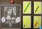 Jeux de société - Mens Erger Je Niet - Mens Erger Je Niet Kaartspel