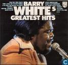Platen en CD's - White, Barry - Barry White's greatest hits