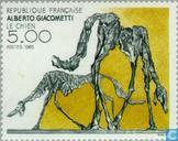 Postage Stamps - France [FRA] - Ssculpture Alberto Giacometti