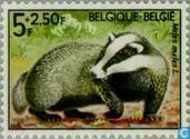 Timbres-poste - Belgique [BEL] - Flore et faune