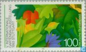 Postage Stamps - Germany, Federal Republic [DEU] - Horticultural fair IGA Stuttgart '93