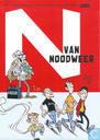 Strips - Studio Noodweer - N van Noodweer - Het jaarverslag van Studio Noodweer 2005