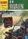 Comics - Bajonet - De rivalen