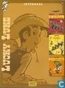 Comic Books - Lucky Luke - De schat van de Daltons + De ballade van de Daltons + De éénarmige bandiet