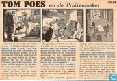 Comic Books - Bumble and Tom Puss - Tom Poes en de Pruikenmaker