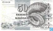 Banknoten  - Färöer - 2001-2005 Issue - Färöer 50 Krónur ND (2001)