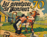 Comic Books - Monsieur Jo - Les aventures de Monsieur Jo