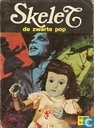 Comic Books - Skelet - De zwarte pop
