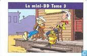 Bandes dessinées - Lucky Luke - Mini strip 3 / La mini-BD 3