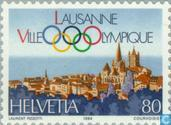 Postage Stamps - Switzerland [CHE] - Olympic Committee
