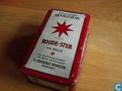 Cans / tins / jars - Roode Ster van Theodorus Niemeijer - Roode-Ster 1/4 kilo