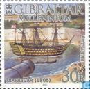 Timbres-poste - Gibraltar - Histoire