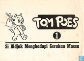 Comic Books - Bumble and Tom Puss - Si bidjak menghadapi gerakan massa