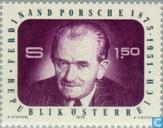 Timbres-poste - Autriche [AUT] - Porsche, Ferdinand 100 années