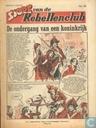 Bandes dessinées - Sjors van de Rebellenclub (tijdschrift) - 1955 nummer  36