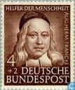 Postage Stamps - Germany, Federal Republic [DEU] - Francke, August Hermann 1663-1727