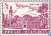 Postage Stamps - Belgium [BEL] - Abbey of Park