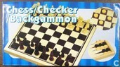 Board games - Backgammon - Chess / Checker / Backgammon