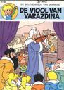 Strips - Jommeke - De viool van Varazdina