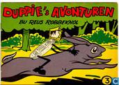 Comics - Duppie's avonturen - Bij reus Robbeknol