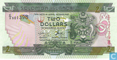 Banknotes - Central Bank of Solomon Islands - Solomon Islands 2 Dollars