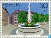 Stamp Exhibition Geneva