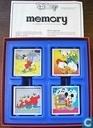 Jeux de société - Memo (memory) - Disney memory