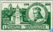 Postage Stamps - Vatican City - St. Casimir
