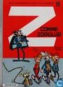 Strips - Robbedoes en Kwabbernoot - Z comme Zorglub